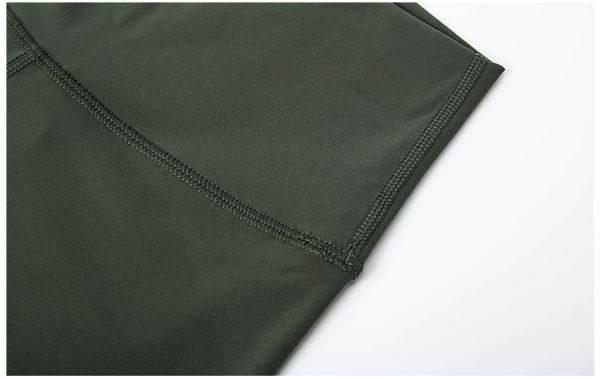 Emerald Green Workout Leggings4 - Emerald Green Workout Leggings wholesale - Custom Fitness Apparel Manufacturer