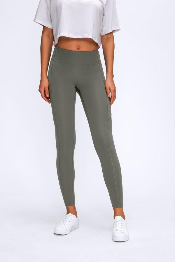 Green Workout Leggings wholesale