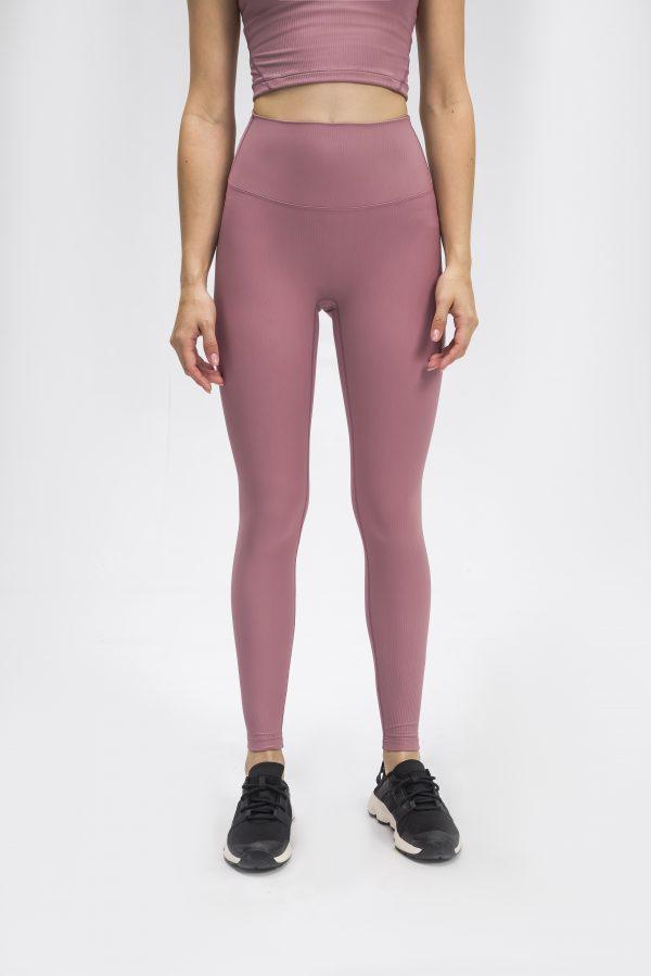 Gym Leggings pink Wholesale