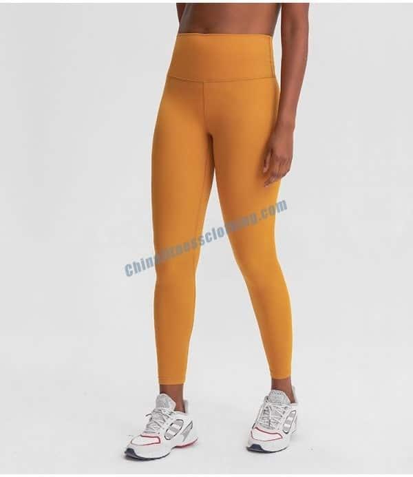 High Waisted Running Leggings Custom