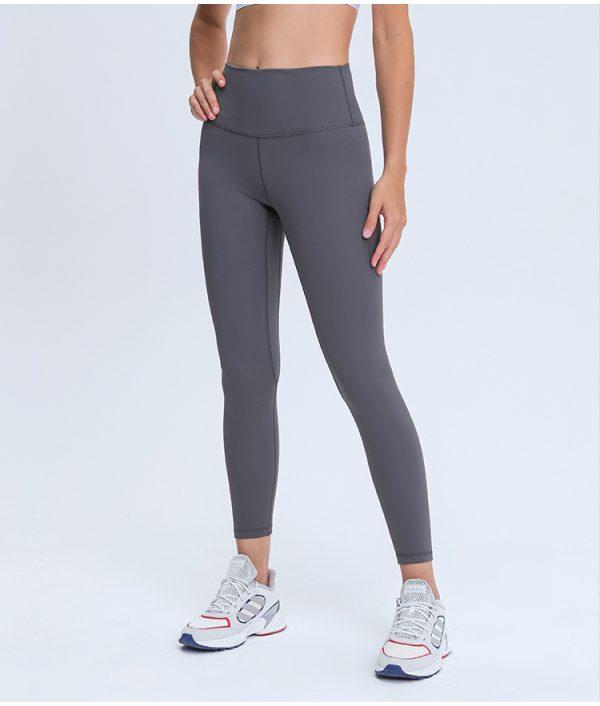 Light Grey Leggings Wholesale - Light Grey Leggings Wholesale - Custom Fitness Apparel Manufacturer