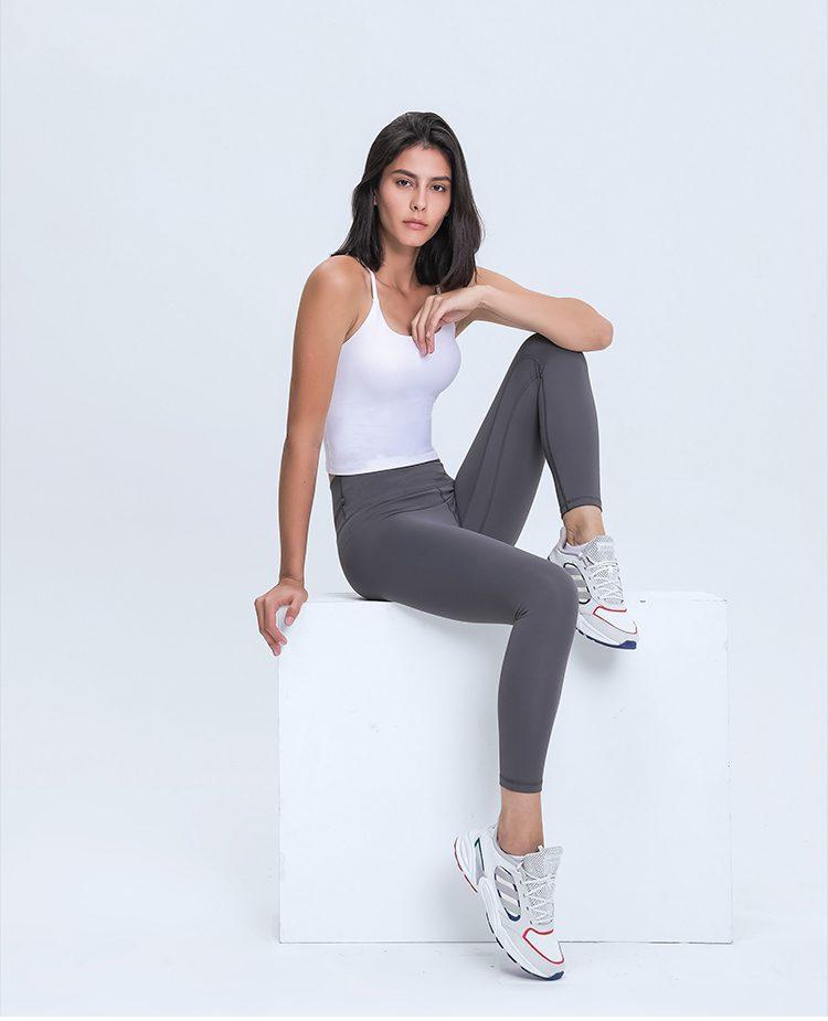 Light Grey Leggings Wholesale