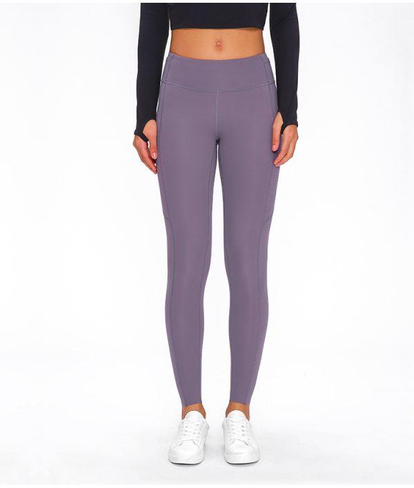 Purple Leggings Wholesale