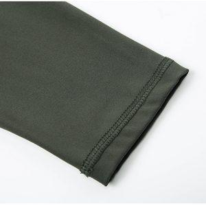 olive green leggings3 - Womens Fitness Clothing - Custom Fitness Apparel Manufacturer