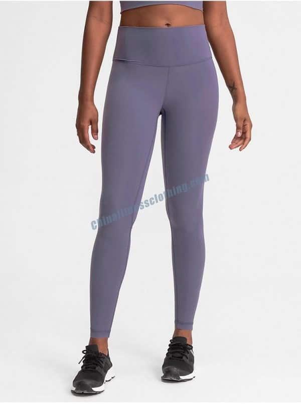 Purple Workout Leggings