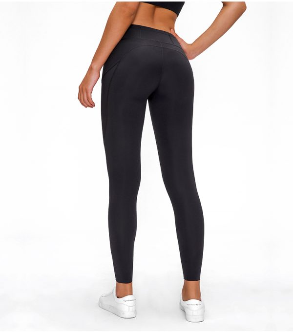 tights with pockets4 - Tights with Pockets Wholesale - Custom Fitness Apparel Manufacturer
