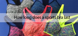 How long does a sports bra last