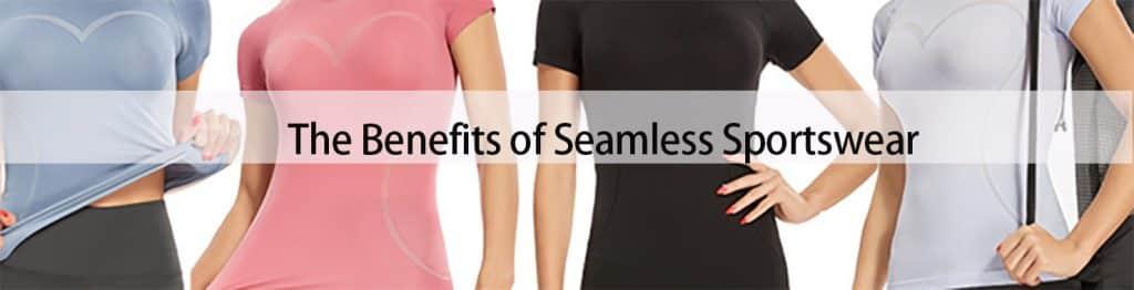 The Benefits of Seamless Sportswear