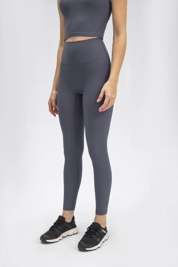 grey workout leggings2 1 scaled - Grey Workout Leggings Wholesale - Custom Fitness Apparel Manufacturer
