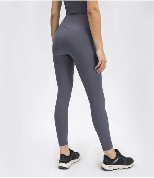 Grey Workout Leggings Wholesale
