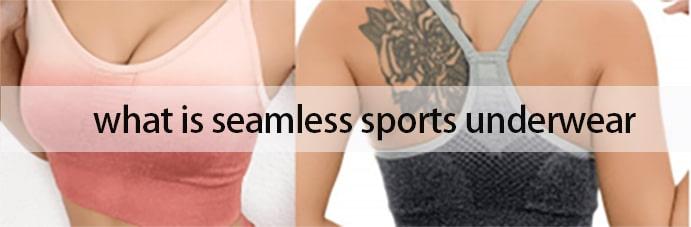 what is seamless underwear